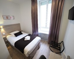 Hôtel de Biarritz - Vichy - Chambre single