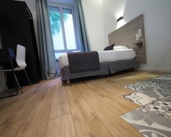 Chambre single - Hôtel de Biarritz - Vichy