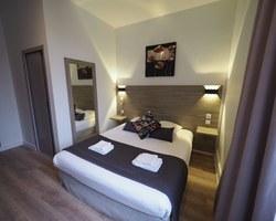 Hôtel de Biarritz - Vichy - Chambre double standard