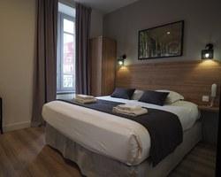 Hôtel de Biarritz - Vichy - Chambre double confort