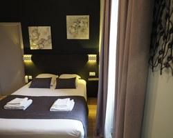 Hôtel de Biarritz - Vichy - Chambre familiale 4 pers.